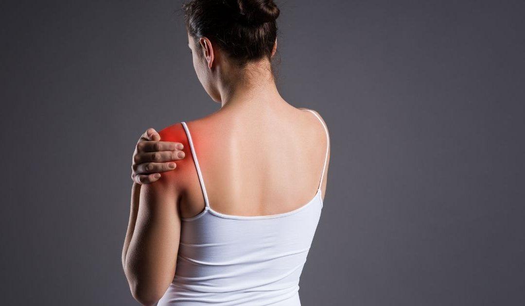sindrome del hombro congelado